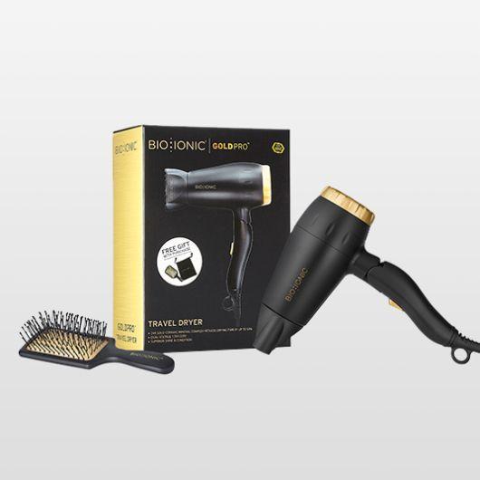 Bio Ionic Travel Hair Dryer