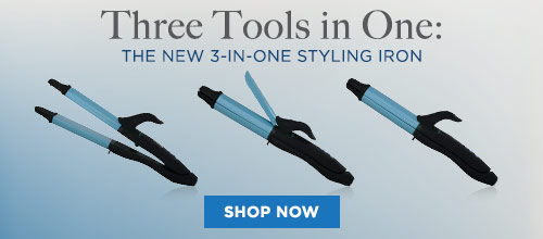 New 3-in-1 Styling Iron
