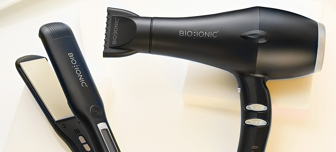 Bio Ionic Gold ProStyling Tools